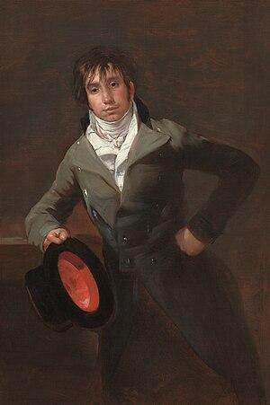 Bartolomé Sureda y Miserol - Portrait of Bartolomé Sureda y Miserol by Francisco Goya, 1803–04.