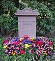 Grabstätte Detlef Rohwedder, Düsseldorf Nordfriedhof, 2015.jpg