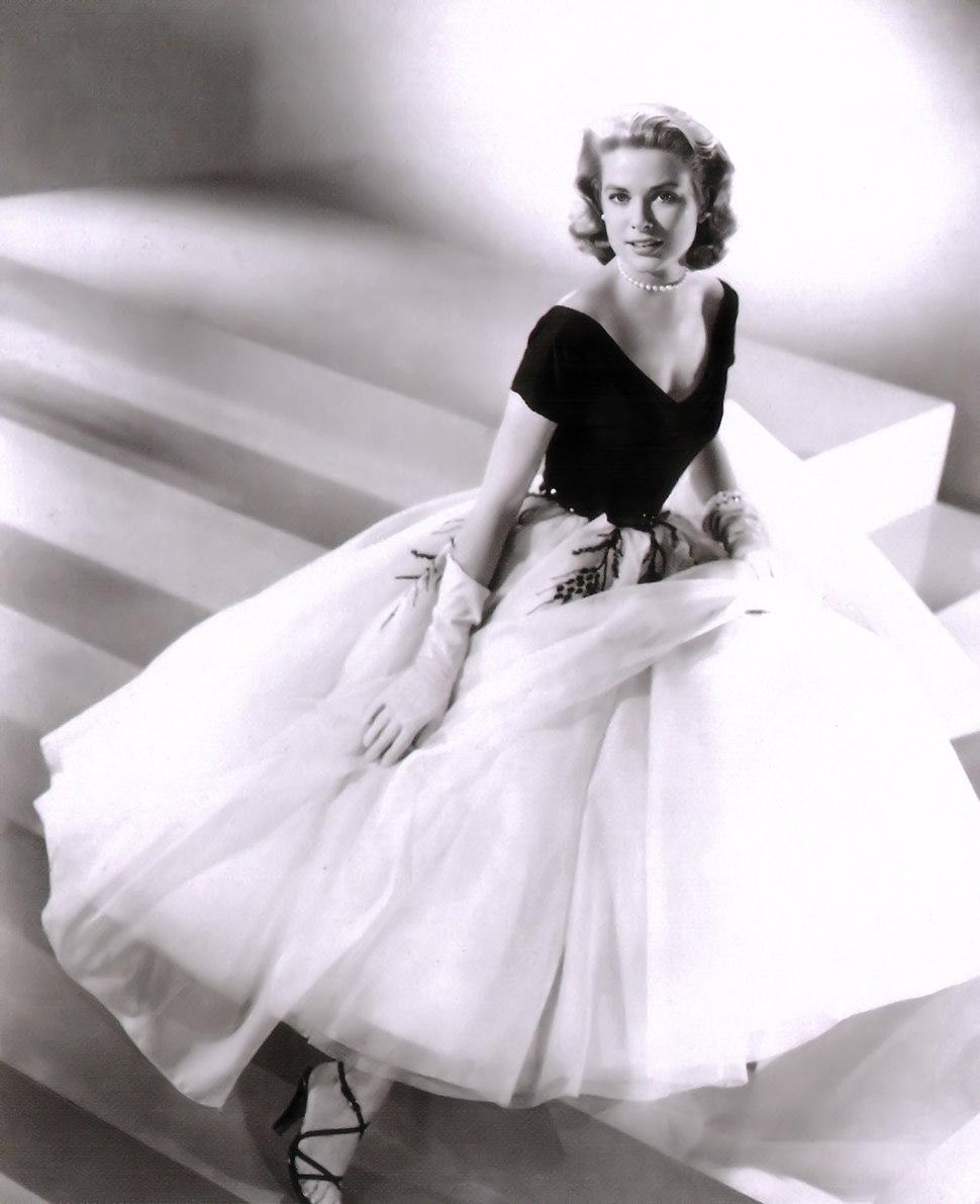 Grace Kelly Promotional Photograph Rear Window