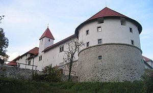 Principality of Auersperg - Turjak Castle (Auersperg Castle)