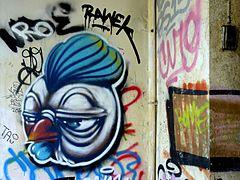 5ae299a79 Graffiti in Bangkok, Thailand