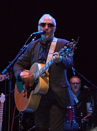 Graham Parker - Parker in  Chicago, 2012