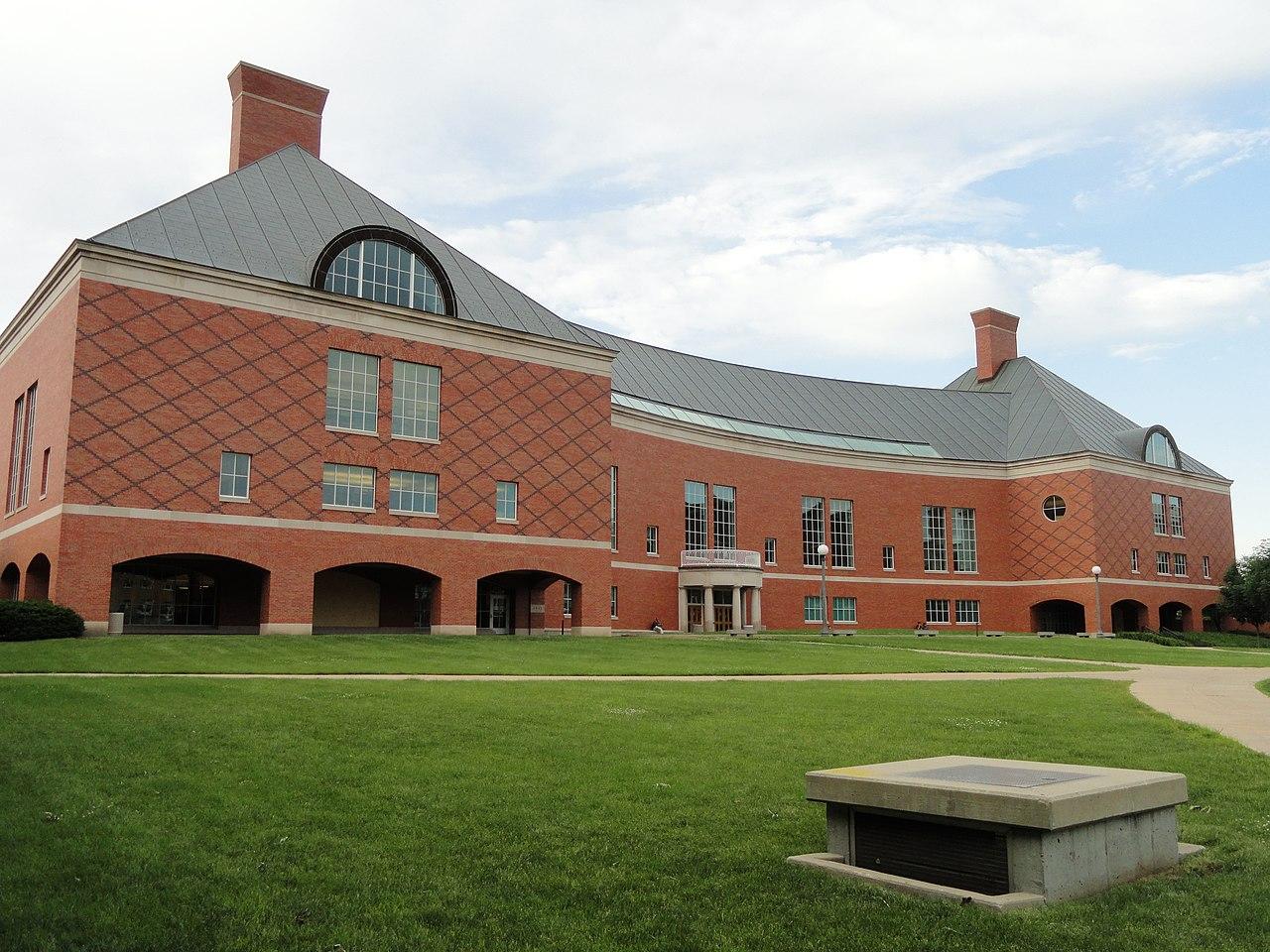 Uiuc Grainger Library Reserve Room