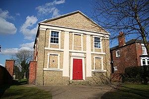 Caistor Grammar School - The school library
