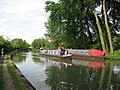 Grand Union Canal, Between Bridges No 130 and 131 - geograph.org.uk - 1462915.jpg