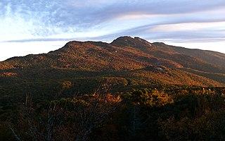 Grandfather Mountain mountain