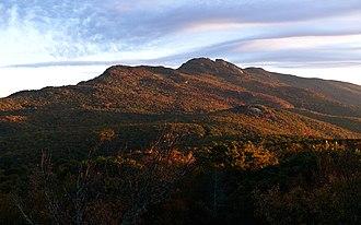 Grandfather Mountain - Image: Grandfather Mountain 27527 1