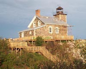 Granite Island Lighthouse - Granite Island lighthouse
