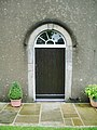 Grassington, Congregational Church, Doorway - geograph.org.uk - 931385.jpg