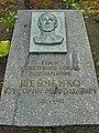 Grave of Hero of the Soviet Union Colonel H.M.Shevchenka.jpg