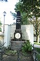 Grave of Titus Krška at cemetery in Velké Meziříčí, Žďár nad Sázavou District.jpg