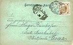 Graz Correspondenz-Karte 20 April 1899.jpg