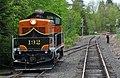 Great Northern Railway - 192 diesel locomotive (General Motors Electro-Motive Division NW5) 2 (21670849994).jpg