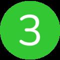 Green 3 circle.png
