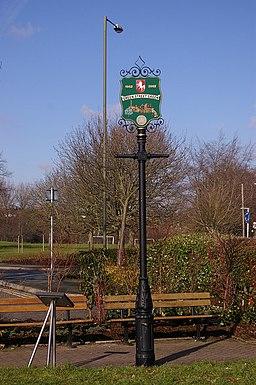 Green Street Green village sign - geograph.org.uk - 1162625