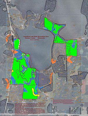 Meeker County, Minnesota - Soils of Greenleaf Lake SRA