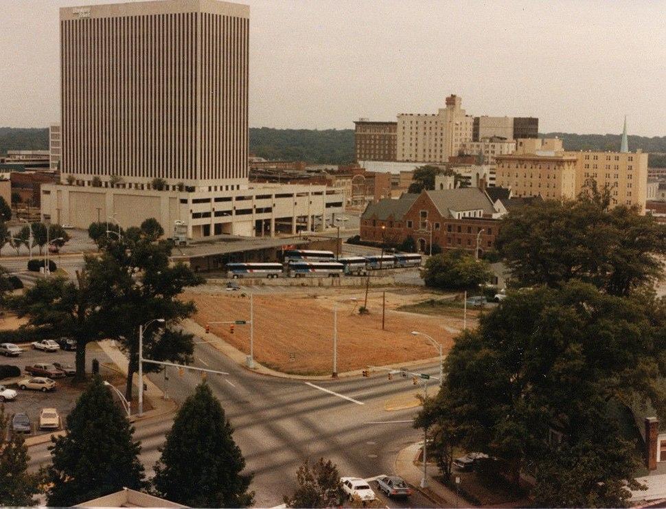 Greenville, South Carolina, November, 1985