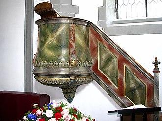 Greifensee Reformed Church - Image: Greifensee ZH Gallus Kapelle IMG 2432