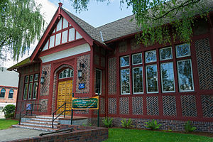 Gresham, Oregon - Gresham Carnegie Library
