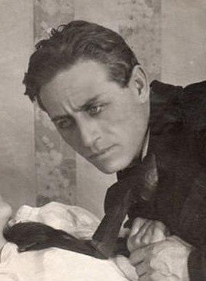 Gregori Chmara - Gregori Chmara in 1918