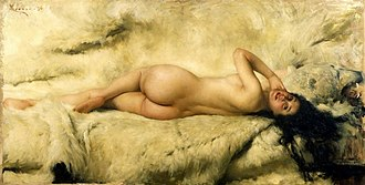 Giacomo Grosso - Image: Grosso La nuda