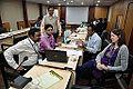 Group-2 Participants - Indo-Finnish-Thai Exhibit Development Workshop - NCSM - Kolkata 2014-12-01 0715.JPG