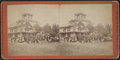 Group of people in front of the Post Office, from Robert N. Dennis collection of stereoscopic views.png