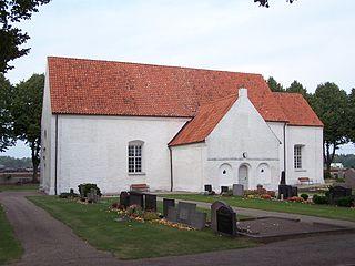 Gualöv Place in Skåne, Sweden