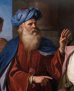 Abraham Hebrew patriarch