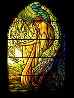 Guiding Angel - Tiffany Glass & Decorating Company, c. 1890.JPG
