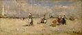Guillaume Vogels Het strand van Oostende ca. 1880 001.JPG