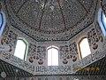 Gumbad (in side) Jamia Masjid Ghousia Rizvia chack 2- 1.L - panoramio.jpg