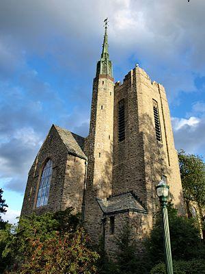 St. Lawrence University - Gunnison Memorial Chapel