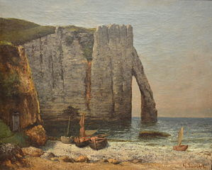 Rocks of Étretat