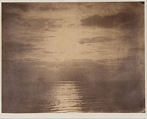 Solar Effect in the Clouds - Ocean