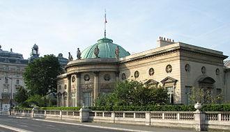 Palais de la Légion d'Honneur - Hôtel de Salm