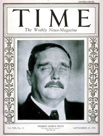 H. G. Wells-TIME-1926