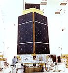 HEAO-3 Assembling the High Energy Astronomy Observatory 8003542.jpg
