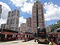 HK 元朗西巴士總站 Yuen Long West BT Bus Terminus 安達坊 On Tat Square Campbell Bldg n Hung Fook Building July 2016 DSC.jpg