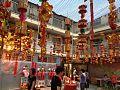 HK 盂蘭會 Wah Fu Estate 華富邨 Aug-2013 lanterns.JPG