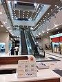 HK 西灣河 Sai Wan Ho night 興東邨 Hing Tung Estate Shopping Centre escalators July 2019 SSG 03.jpg
