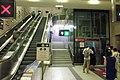 HK 西營盤站 Sai Ying Pun MTR Station lift and escalators May 2018 IX2 05.jpg