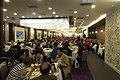 HK 調景嶺 Tiu Keng Leng 都會駅 Metro Town Shopping Mall shop 豪宴海鮮酒家 Ho Yin Seafood Restaurant interior Dec-2017 IX1 02.jpg
