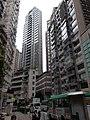 HK Central-Midlevels SOHO escalators view Robinson Road November 2020 SS2 07.jpg