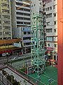 HK KMBus 101 tour view tower Lockhart Road WanChai Fire Station Mar-2013.JPG