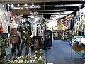 HK R10 Sheung Wan Welland Plaza Clothing shop interior Evening 02.jpg