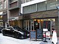 HK Sheung Wan 孖沙街 7-11 Mercer Street restaurants June-2012.JPG