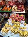 HK WC 灣仔 Wan Chai 堡靈頓道 Bowrington Road 菜肉食街市場 street market February 2021 SS2 11.jpg