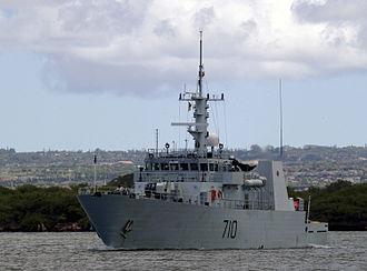 Kingston-class coastal defence vessel - Image: HMCS Brandon