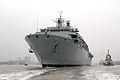 HMS ALBION visits London 09-10-2007 MOD 45151291.jpg